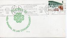 España Año Mundial de las Comunicaciones 1983 (CE-898)