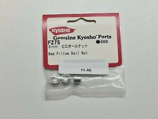 Kyosho FZ75 9 mm Pillow Ball 008-8 N/ Ultima Pure Ten Blizzard