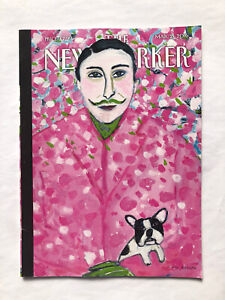 New Yorker Culture Life Art Fashion Style Marcel Proust Spring Blossom Mar 2016