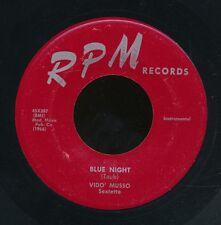45bs-R&B  RPM 387-Vido Musso