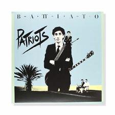 Franco Battiato –Patriots (Remastered Ed.) – Vinile Ean: 5099952240218 - Nuovo