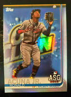 2019 Topps Update Ronald Acuna Jr. ASG Rainbow Foil Atlanta Braves All-Star Game