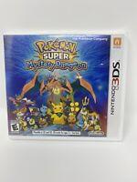 Pokemon Super Mystery Dungeon (3DS, 2015)