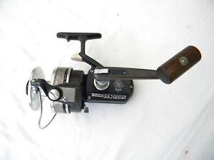 Daiwa SS5000 Fixed Spool Fishing Reel