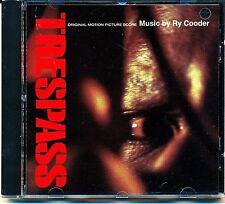Trespass OST Ry Cooder (CD, Jan-1993, Warner Bros.) promo