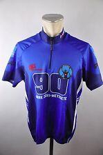O.l.e. Bike Wear metzgete radtrikot Cycling Jersey maglia camiseta talla XL n19