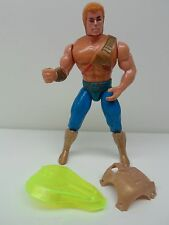He Man New Adventures Mattel 1988 HE MAN Action figure not complete