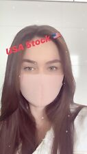 USA STOCK Face Mask Reusable Washable Covering Masks Clothing Protective Unisex
