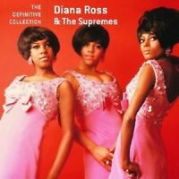 """DIANA ROSS """"THE DEFINITIVE COLLECTION"""" CD NEW!"""