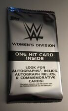 2018 TOPPS WWE WOMEN'S DIVISION Numbered Autograph Auto HOT PACK Rousey?