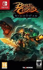 Battle Chasers Nightwar Nintendo Switch Video Game Original UK Release Mint Cond