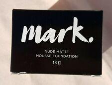 Avon Mark Nude Matte Mousse Foundation Cream Beige