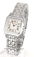 Cartier rechteckige Quarz - (Batterie) Armbanduhren für Damen
