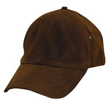 Stetson Mens Oily Timber Baseball Cap, Brown, OS