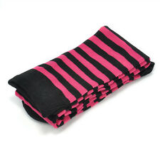 Fashion Stripe Stripy Striped Long Socks Over The Knee Thigh High Stockings TR25