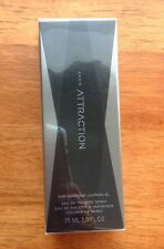 Avon Attraction Eau de  Toilette Spray For Men -New