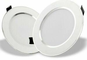 LED Downlight Round Recessed Lamp Led Bulb Bedroom Kitchen Indoor Spot Lighting