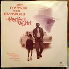 A Perfect World / Widescreen  - LASERDISC  Buy 6 for free shipping
