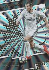2017 Panini Revolution Soccer - Sunburst Parallel (Retail) - Real Madrid - 1-10