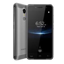Téléphones mobiles gris HomTom avec android