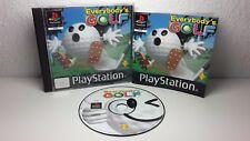 "Sony Playstation 1 Spiel "" Everybody´s Golf """