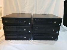 HP EliteDesk 800 G2 SFF Core i5-6500 3.20GHz 8GB RAM 250GB SSD Win 10 PC