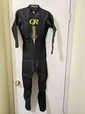 New listing Men's QUINTANA ROO Triathlon Neoprene Long Sleeve Wet Suit Medium-Large ML