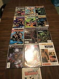 Wolverine Comic Book Lot