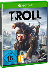 XBOX ONE GAME TROLL AND I NEW