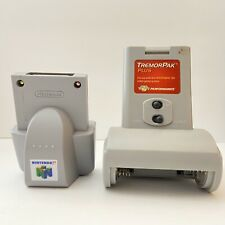 OEM Genuine Nintendo NUS-013 N64 Controller Rumble Pak & TremorPak Plus P-385