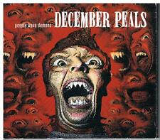 DECEMBER PEALS - people have demons  - CARGO RECORDS - 2009 - CD