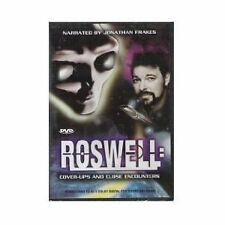 ROSWELL: COVER-UPS AND CLOSE ENCOUNTERS  JONATHAN FRAKES new