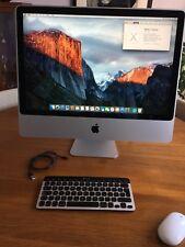 "Apple iMac A1225 24"" Desktop - MB418B/A (March, 2009)Office for Mac"