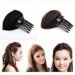 Frisurenhilfe Pony Haarkissen Volum Hair Bun Bumpits Styling Tool