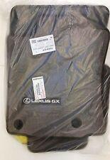 LEXUS OEM FACTORY 5PC CARPET FLOOR MAT SET 2014-2018 GX460 BROWN PT926-60140-40