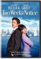 TWO WEEKS NOTICE (KEEPCASE)(BILINGUAL) (DVD)
