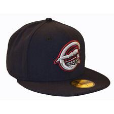 Syracuse Chiefs Home Navy New Era 5950 Cap Hat NWT 7 1/2