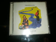 "Import CD Temperance ""Virtues Of Life"" Hi Bias Records 1995"