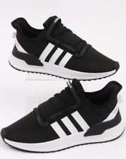 adidas U Path Run Trainers in Black & White - lightweight everyday runners