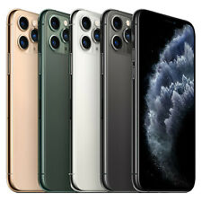 Apple Iphone 11 Pro Unlocked For Sale Shop New Used Cell Phones Ebay