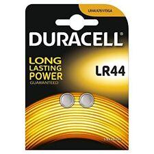Pila duracell LR44 1.5 v pack 2 pilas