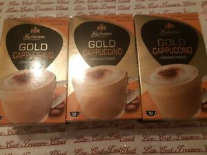 3 Bellarom Gold Cappuccino Unsweetened