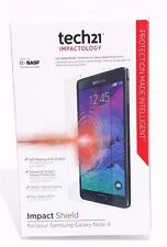 NEW Tech21 Impact Shield Self Heal Screen Protector for Samsung Galaxy Note 4 !