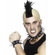Spike tour de cou & Spike Bracelet Punk Rock Halloween adulte robe fantaisie