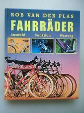 Fahrräder Auswahl Funktion Wartung Rob van der Plas