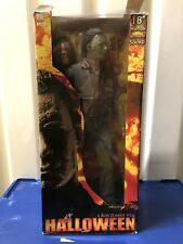 """NECA 18"""" Michael Myers Halloween Motion Activated Figure Rob Zombie 2007 Remake"""