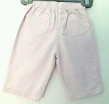 Cherokee No Pattern 100% Cotton Girls' Trousers & Shorts (0-24 Months)