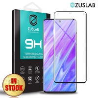 For Samsung Galaxy S20 Plus Ultra S10 Note 20 10 Tempered Glass Screen Protector