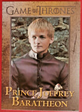 GAME OF THRONES - Season 1 - Card #35 - PRINCE JOFFREY BARATHEON - Rittenhouse