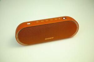 Sony SRS-XB20 Tragbarer Bluetooth Lautsprecher Extra Bass! - Rot Super Zustand